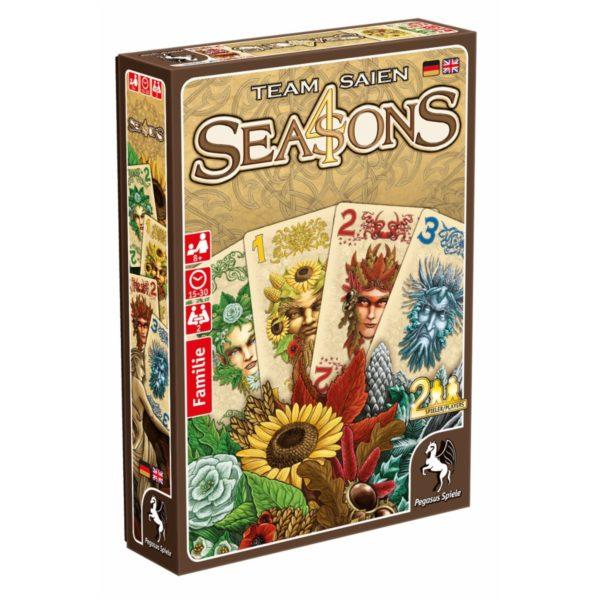 4 Seasons - bigpandav.de