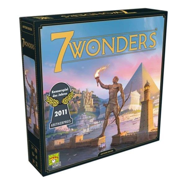 7 Wonders (neues Design) online einkaufen bei bigpandav.de