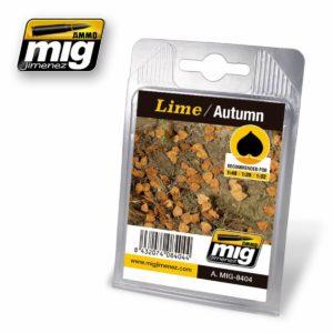 AMMO-Lime---Autumn-(herbstliche-Lindenblaetter)_0 - bigpandav.de