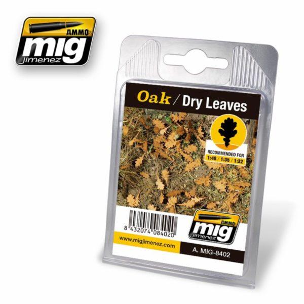 AMMO-Oak---Dry-Leaves-(vetrocknete-Eichenblaetter)_0 - bigpandav.de