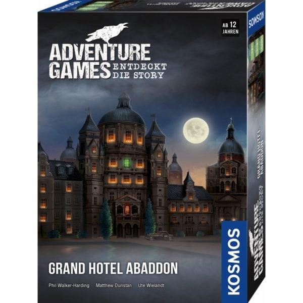 Adventure-Games Grand Hotel Abaddon - bigpandav.de