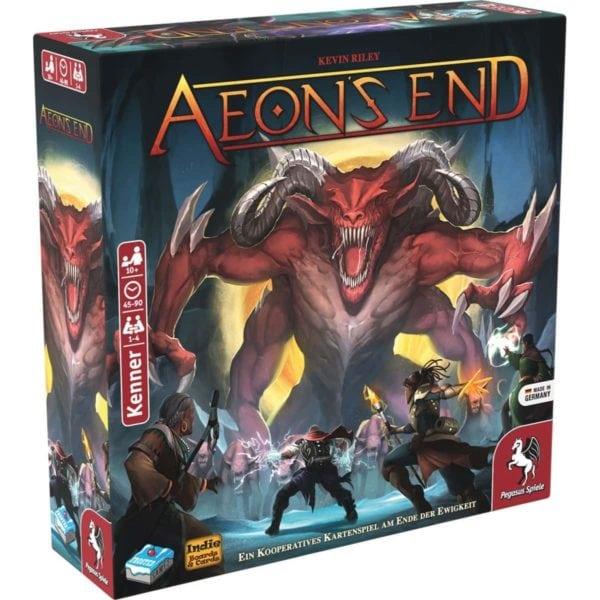 Aeons End * Deckbauspiel - bei bigpandav.de im Onlinehsop kaufen