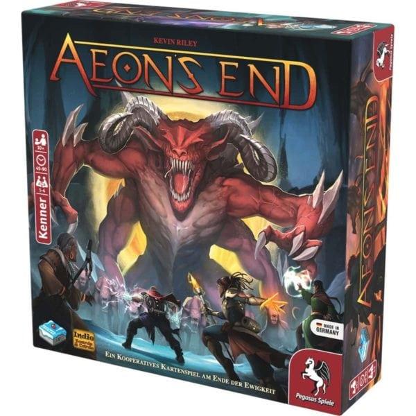 Aeons End * Deckbauspiel - bei bigpandav.de online kaufen