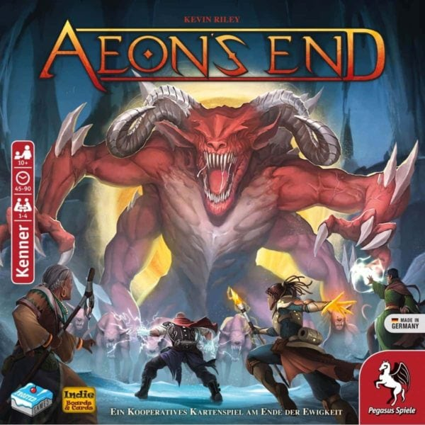 Aeons End kooperativ - bei bigpandav.de bestellen