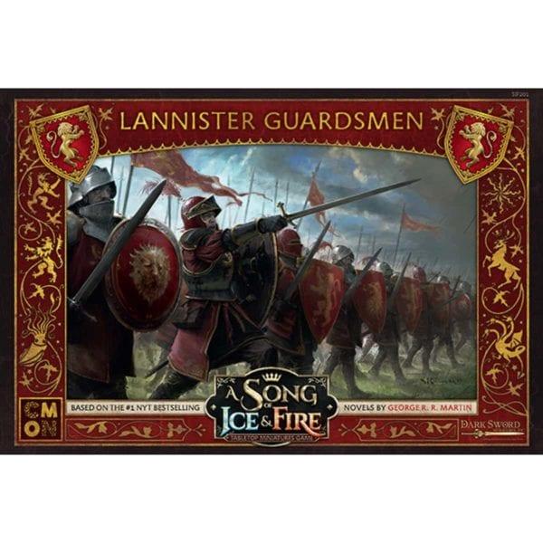 Aktion!-A-Song-of-Ice-&-Fire---Lannister-Guardsmen-(Gardisten-von-Haus-Lennister)-Erweiterung-MULTI_1 - bigpandav.de