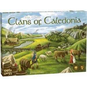 Clans of Caledonia - bigpandav.de