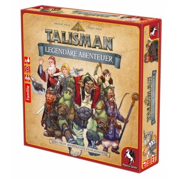 Aktion!-Talisman---Legendaere-Abenteuer-+-Promo-Duide_1 - bigpandav.de
