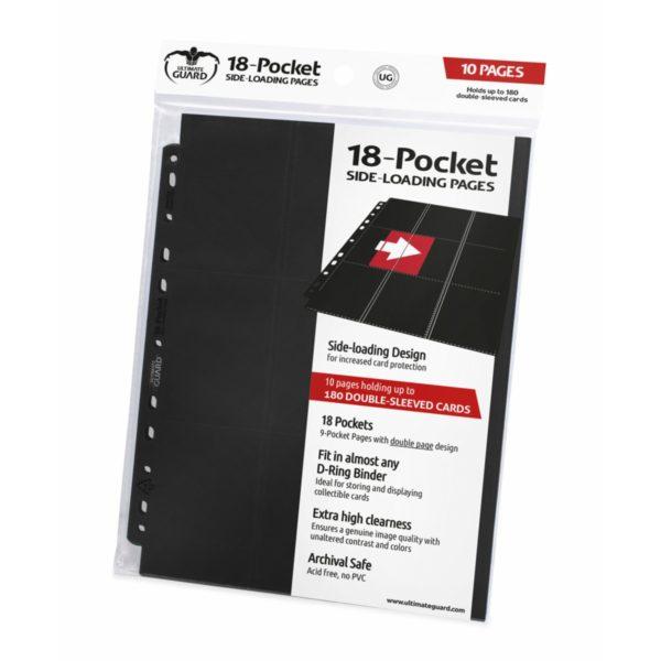 Aktion!-Ultimate-Guard-18-Pocket-Pages-Side-Loading-Schwarz-(10)_0 - bigpandav.de