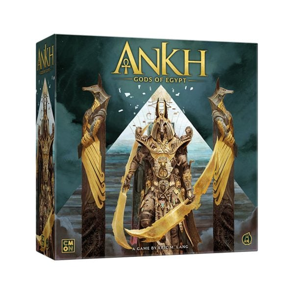 Ankh Strategiespiel direkt online bei bigpandav.de bestellen