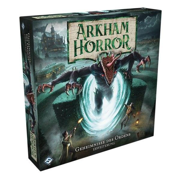 Arkham Horror 3.Ed. - Geheimnisse des Ordens - online kaufen - bigpandav.de