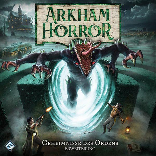 Arkham Horror 3.Ed. - Geheimnisse des Ordens - online bestellen - im Onlinehsop bigpandav.de