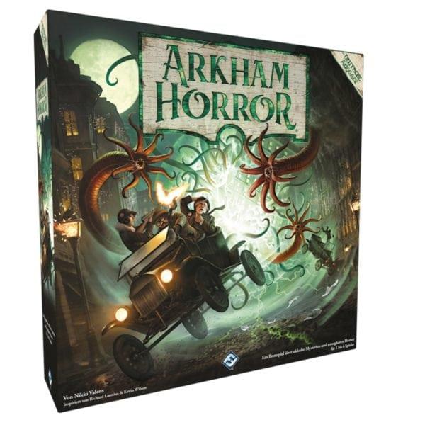 Arkham Horror 3.Ed. - Grundspiel DE - online bei bigpandav.de bestellen