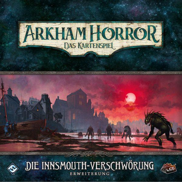 Arkham-Horror--LCG---Die-Innsmouth-Verschwoerung_1 - bigpandav.de