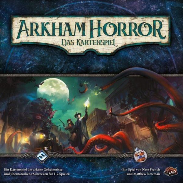 Arkham Horror LCG Grundspiel - Kartenspiel - direkt bei bigpandav.de kaufen