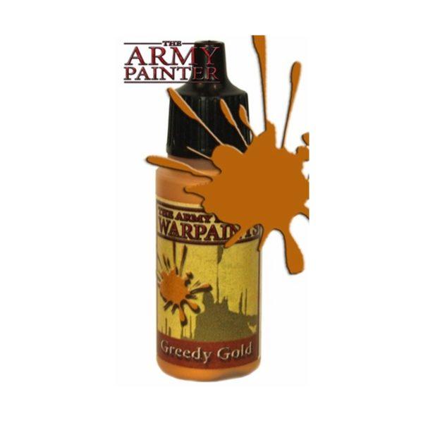 Army Painter Warpaint Greedy Gold - bigpandav.de