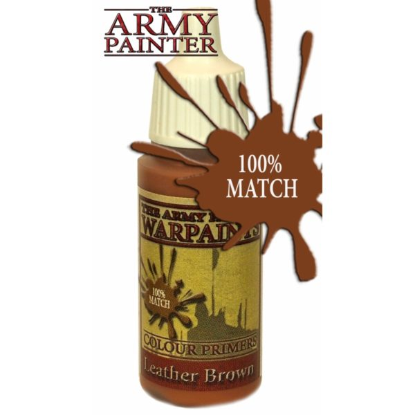Army Painter Warpaint Leather Brown - bigpandav.de