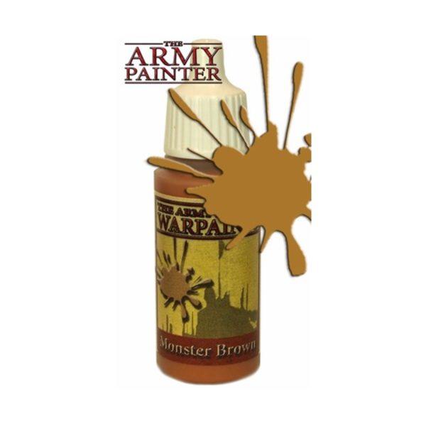Army Painter Warpaint Monster Brown - bigpandav.de