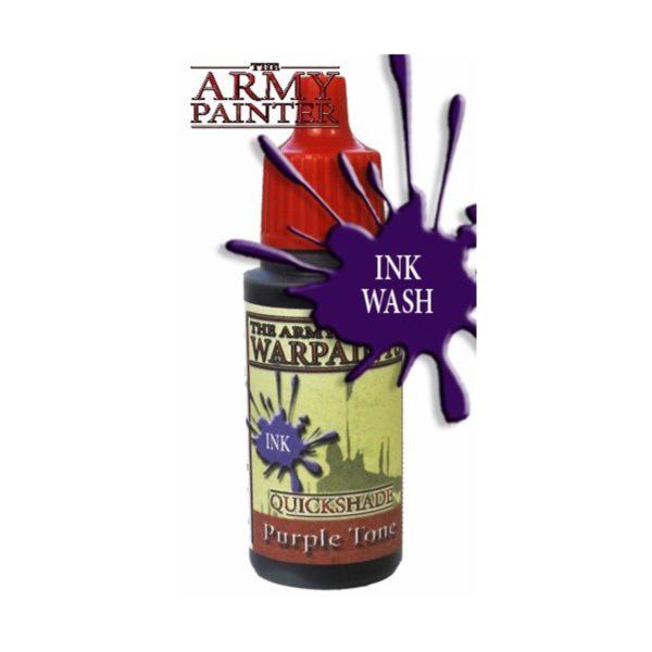 Army Painter Warpaint Purple Tone Ink - bigpandav.de