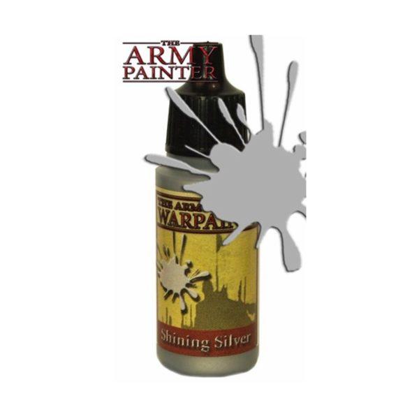 Army Painter Warpaint Shining Silver - bigpandav.de