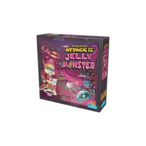 Attack of the Jelly Monster Brettspiel - onlien kaufen - bigpandav.de