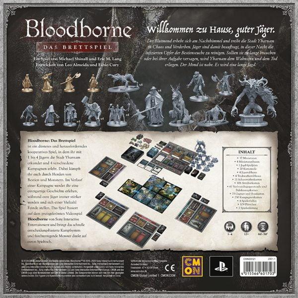 Bloodborne Das Brettspiel - bei bigpandav.de im Onlineshop kaufen