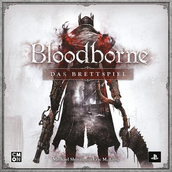Bloodborne Das Brettspiel - ein Dungeon Crawler - bei bigpandav.de online kaufen