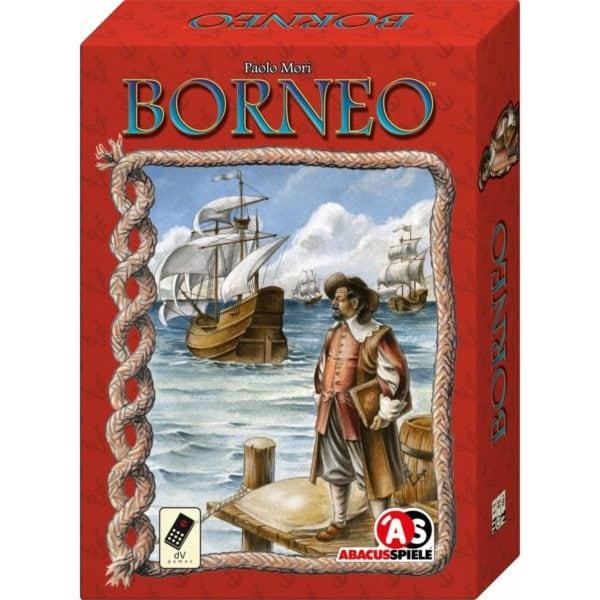 Borneo - Brettspiel - online kaufen- bigpandav.de