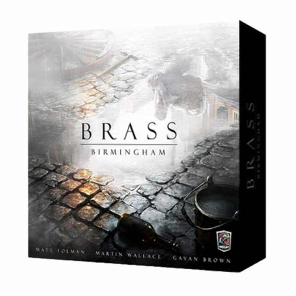 Brass Birmingham - Brettspiel - online kaufen bei bigpandav.de