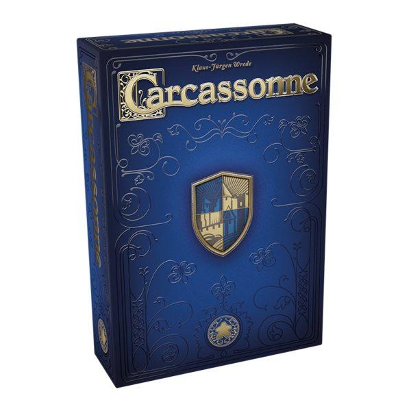Carcassonne Jubiläumsausgabe - kaufen bei bigpandav.de