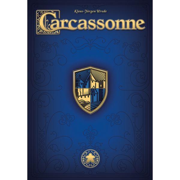 Carcassonne Jubiläumsausgabe - direkt online bestellen - bigpandav.de