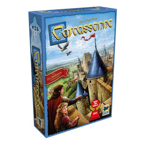 Carcassonne - Legespiel - bigpandav.de
