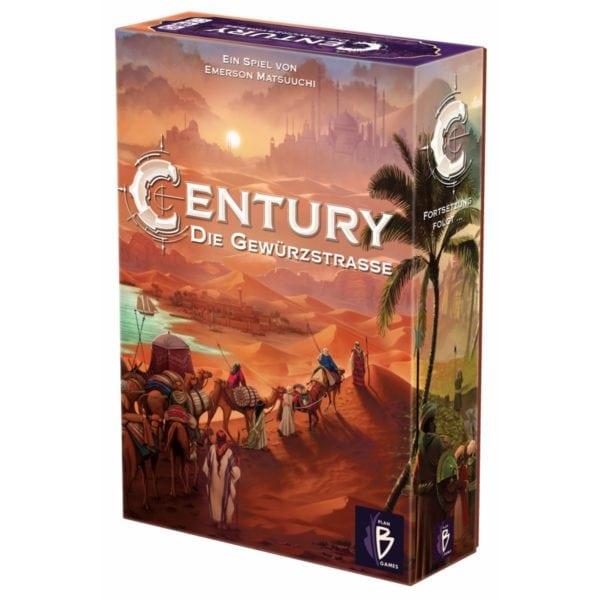 Century-1--Die-Gewuerzstrasse-(PlanB-Games)_1 - bigpandav.de