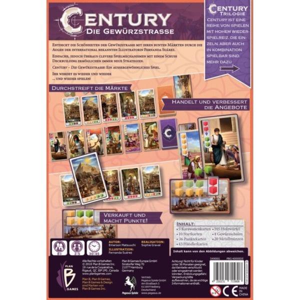 Century-1--Die-Gewuerzstrasse-(PlanB-Games)_3 - bigpandav.de