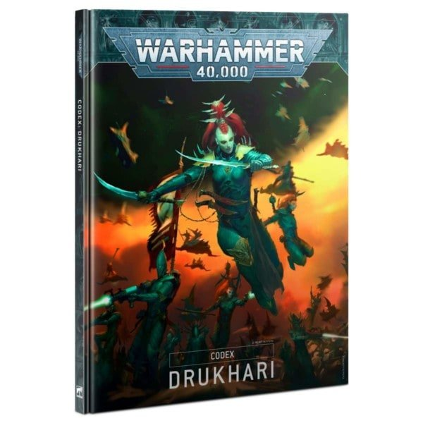 Codex: Drukhari - bigpandav.de