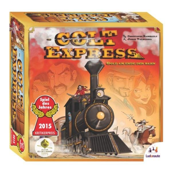 Colt Express - Spiel des Jahres 2015 - online kaufen - - bigpandav.de
