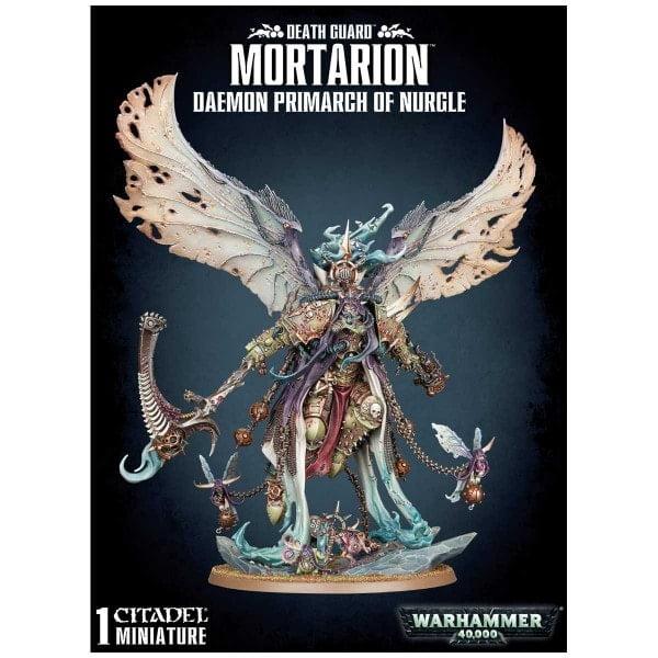 Mortarion, Daemon Primarch of Nurgle einkaufen bei bigpandav.de