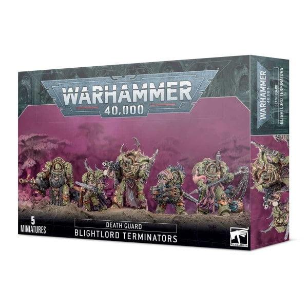 Death Guard Blightlord Terminators einfach online einkaufen bei bigpandav.de