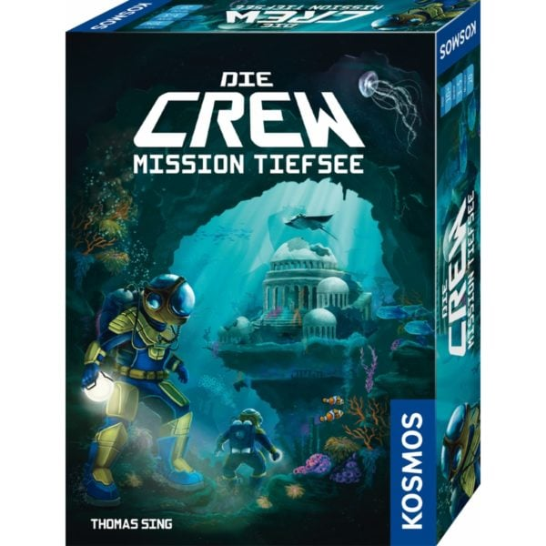 Die-Crew Mission Tiefsee - bigpandav.de