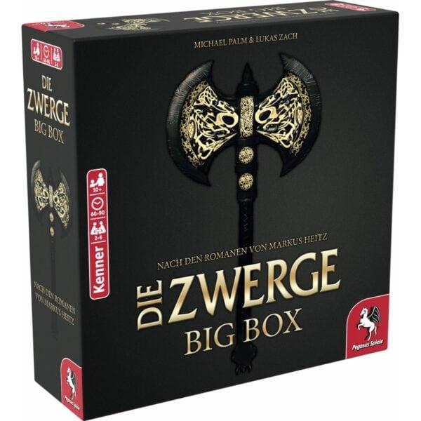 Die Zwerge Big Box - online bei bigpandav.de kaufen