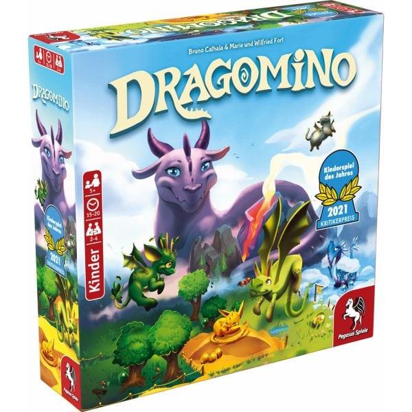 Dragomino *Kinderspiel des Jahres 2021* online einkaufen bei bigpandav.de