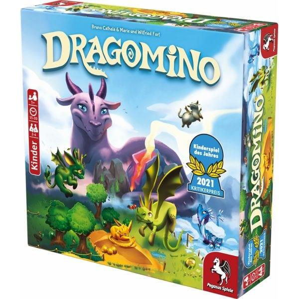 Dragomino *Kinderspiel des Jahres 2021* online bestellen bei bigpandav.de