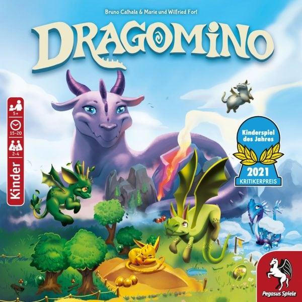 Dragomino *Kinderspiel des Jahres 2021* online kaufen bei bigpandav.de