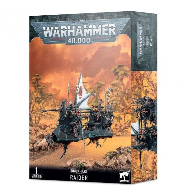Warhammer 40.000 Drukhari Raider einfach online bei bigpandav.de kaufen