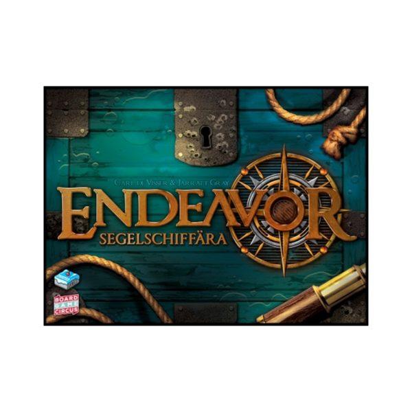 Endeavor---Segelschiffaera_0 - bigpandav.de