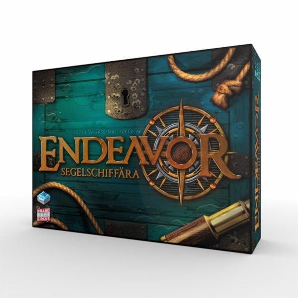 Endeavor---Segelschiffaera_3 - bigpandav.de