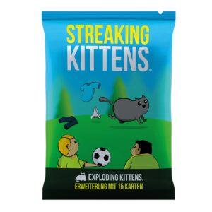 Exploding-Kittens Streaking Kittens Erweiterung - online kaufen bei bigpandav.de