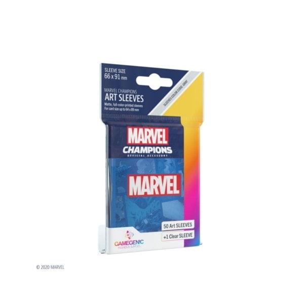 Art-Sleeves Marvel Blue bigpandav.de