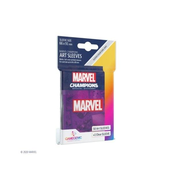 Art Sleeves Marvel Purple bigpandav.de