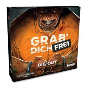 Grab dich frei - Brettspiel - bei bigpandav.de kaufen