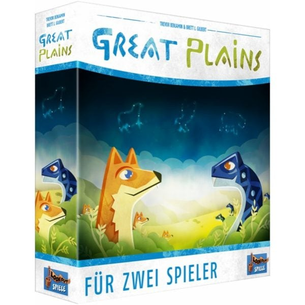 Great Plains - Spiel für zwei - online kaufen - bigpandav.de